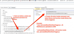 Find and execute workflow from JS in MS Dynamics CRM 2015/2016