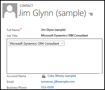 How to insert value in CRM field from web resource – PowerXRM