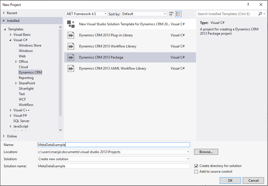 dynamics crm create download file link