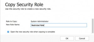 Security roles in MS Dynamics CRM – PowerXRM